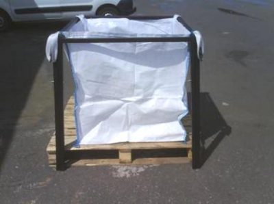 Builders bag frame by Centurion Packaging